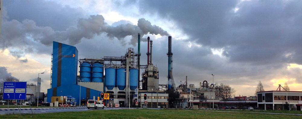 SkySafe - Valbeveiliging - Situaties - Fabriek