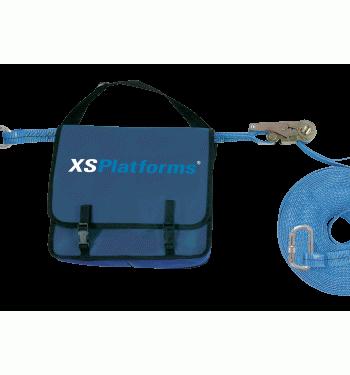 SkySafe - Ankerpunten - Temporary lifeline - Mobiele leeflijn