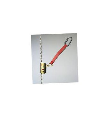 SkySafe - Rope Grab 11mm met demper (Lijnklem met demper)