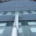 Kabelsysteem fietsenstalling Maastricht
