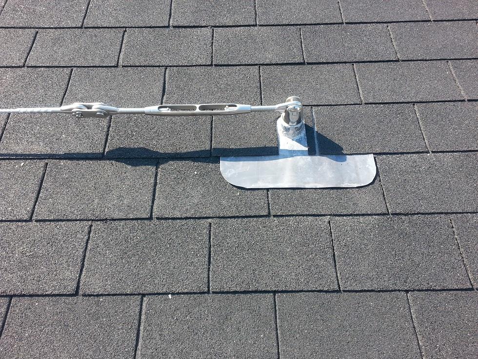 ankerpunt monumentaal dak
