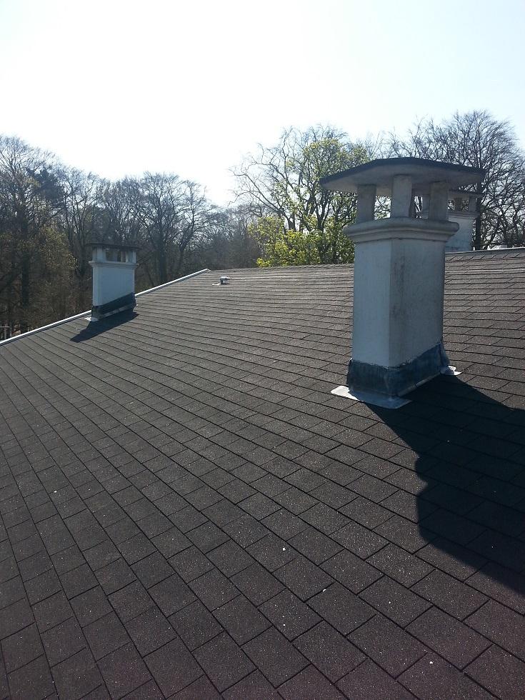 monumentaal dak valbeveiliging